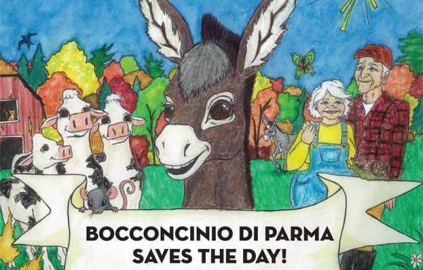 Bocconcinio Di Parma Saves The Day!